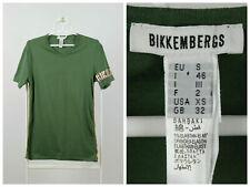 Mens Short-Sleeved T-Shirt BIKKEMBERGSB4T1003 0020 Bikkembergs