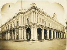 Photo Argentique Cuba Havana Havane Vers 1920/30