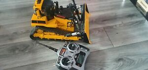 RC Bulldozer Full Function Crawler Remote Control Bulldozer heavy weight