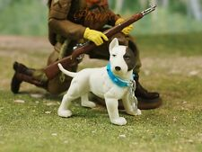 Hood Hounds Bull Terrier Dog 1:18 GI Joe Size Cake Topper Figure K1285 A3
