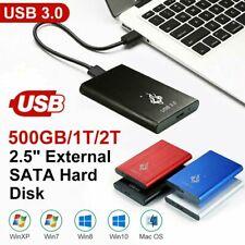 "Portable External Hard Disk Drive 2.5 "" 2TB Expansion USB 3.0 SATA III Device HD"
