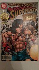 Superboy #50 (Apr 1998, Dc)