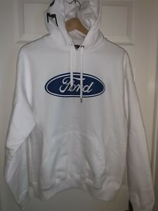 NWT AUTHENTIC VERSACE X FORD LIMITED ED. HOODIE SMALL $1200++
