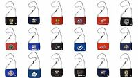 NHL Officially Licensed Cocktail Jersey Mini Purse / Handbag - Choose Your Team