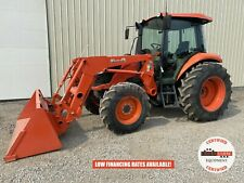 2017 Kubota M7060 Tractor With Loader Cab 4x4 540 Pto 3 Pt Heat Ac 52 Hours
