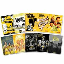 It's Always Sunny in Philadelphia DVD Set   Seasons 1-11  TV Series