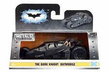 Jada 2008 The Dark Knight Batman Tumbler Batmobile 1:32 Diecast Car Black 98232
