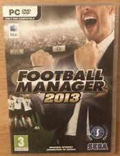 Fussball Manager 2013 Gunstig Kaufen Ebay