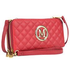 Women Medium Handbag Shoulder Bag Quilted Wallet Purse Whristlet