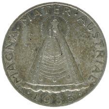 Österreich 1. Republik 5 Schilling 1935 Magna Mater Austriae A13699