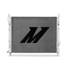 MISHIMOTO 2015-2018 FORD MUSTANG GT 5.0L GT350 5.2L V8 ALUMINUM RACING RADIATOR