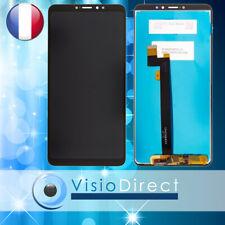"""Ecran complet Vitre tactile + LCD pour Xiaomi MI MAX 3 6.9"""" couleur Noir"""