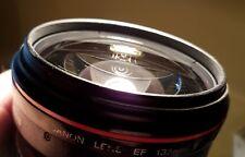 Canon EF 135mm F/2.0 L USM Lens.
