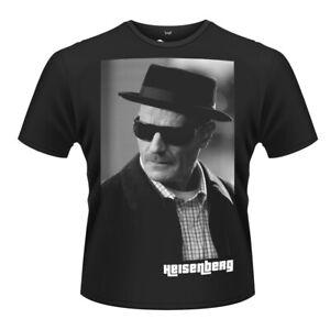 Breaking Bad Heisenberg Men's Charcoal T-Shirt