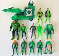 Various Green lantern Action Figures - DC - Multi Listing - Free Postage