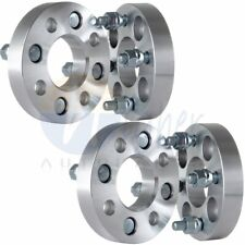"4Pc 1.0"" (25mm) 4x100 to 4x100 Wheel Spacers 12x1.5 1993-2002 For Toyota Corolla"