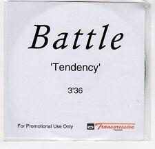 (EF500) Battle, Tendency - DJ CD