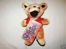 "GRATEFUL DEAD BEAN BEAR - ""SUNSHINE""-SERIES 2-RARE BEAR"