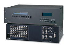 Extron ISS 408 Eight 8 Input Seamless Switcher / Scaler RCP