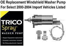 Windshield / Wiper Washer Fluid Pump (a) - Trico Spray 11-605