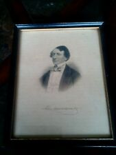 Sir John Alexander Macdonald  1854 Photograph