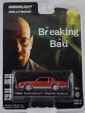 Película BREAKING BAD 1982 Chevrolet Monte Carlo 1:64 GREENLIGHT