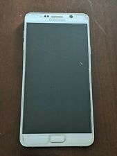 New listing Samsung Galaxy Note5 Sm-N920 - 32 Gb - White Pearl (Verizon) Smartphone