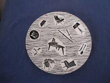 VINTAGE HOMEMAKER RIDGWAYS POTTERY 1950/60's 9 INCH PLATE