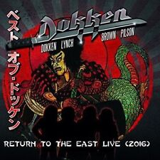 CD musicali metal colonne sonore dokken