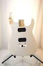 #4244 Jackson Adrian Smith SDX Electric Guitar Body Parts Project Husk DIY U-fix