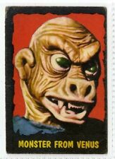 (Gv375-100) A. & B.C. Gum, Outer Limits, #12 Monster from Venus 1966 VG