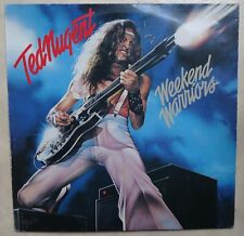 VINYLE 33 TOURS TED NUGENT WEEKEND WARRIORS 83036 EPIC 1978 HOLLAND LP INSERT
