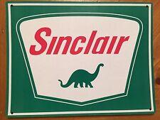 Tin Sign Vintage Sinclair Gas Oil