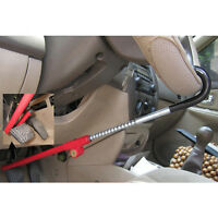 New Universal Anti-Theft Car Steering Wheel Lock Security with Key Car Van Truck