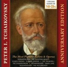 Tchaikovsky: Anniversary Edition - The Most Popular Ballets & Operas - 10 CD Box