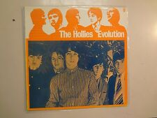 HOLLIES:Evolution-Australia LP 1967/1970 World Record Club Parlophone S-4819 PCV