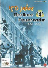 150 Jahre Berliner Feuerwehr Berlin