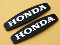 Emblem Badge Decal Sticker 3D ABS for Honda 9cm Motorcycle Fuel Oil Tank Fairing