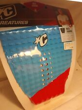Creatures Panel - 3 Piece Traction Pad Tail Traction Grip Deck surfboard extra