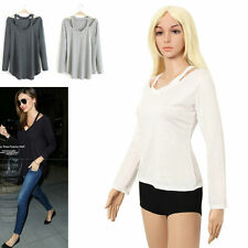 Waist Length Cotton Blouses Fitted Tops & Shirts for Women