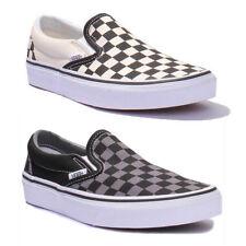 Vans Checkerboard Slip On Women Canvas Trainer 3 - 8