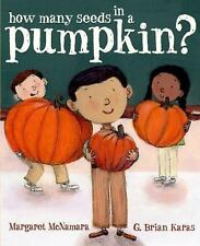 How Many Seeds in a Pumpkin?-ExLibrary
