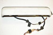 89-98 Geo Tracker License Plate Light Lamp Trim Cover Tailgate White Sidekick