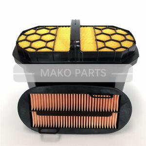 4798989 + 4798991 Air Filter  Fit Caterpillar Cat 320D2