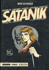 Satanik n. 4 ott. '65/gen. '66 Bunker & Magnus cartonato ed.Mondadori SCONTO 50%
