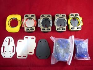 Speedplay Dealer Kit Left Cleats Zero Track Light Action Nanogram X1/X2 Pedals