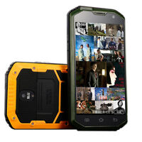 """Hummer H8 5"""" 3G Smartphone Androide 4.4 Dual Ader 2MP+8MP Kamera Outdoor Handy"""