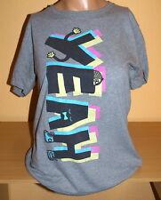 LAZY OAF T-Shirt YEAH Vintage Retro 80er Shirt + H&M Hot-Pants kariert SET S 36