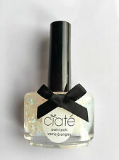 Ciaté Snow Globe Full Size Paint Pot - Holographic Glitter Nail Polish  Top Coat