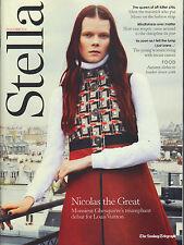 Irina Kravchenko on Magazine Cover 19 October 2014